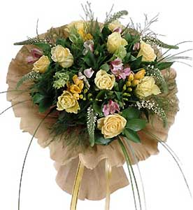 Flowers delivery to Russia - bouquet 'Be Mine'